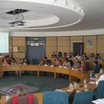 Mesa redonda Participación Política de las Mujeres: partidos  políticos y movimientos sociales