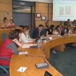 Conferencia Medidas para la igualdad de mujeres y hombres  en Islandia: participación política e Instituciones del Estado