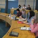 Conferencia La influencia de la Ley de Igualdad en las  elecciones municipales