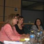 Mesa redonda Medidas para la igualdad de mujeres y hombres  en el ámbito municipa