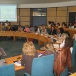 Debate sobre Medidas para la igualdad de mujeres y hombres  en España: participación política e Instituciones del Estado