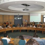 Debate sobre Medidas para la igualdad de mujeres y hombres  en las CCAA: participación política e Instituciones  Autonómicas