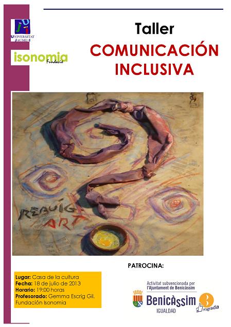 IMG-Cartel_taller_comunicación_inclusiva_benicàssim_18_julio_13