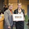 La entrega del IX premio estatal Isonomia contra la violencia de género