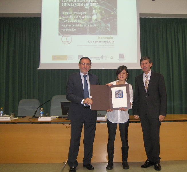 X Premio Isonomia contra la Violencia de Género (II)