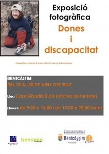 IMG_Exposició Dones i discapacitat-Benicàssim