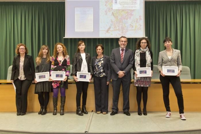 II Premi Investigació i Gènere – Universitat Jaume I