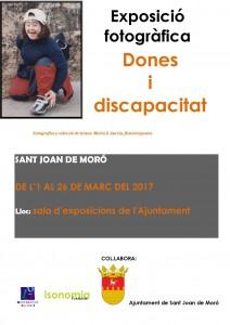 IMG-Exposició Dones i discapacitat Sant Joan Moro