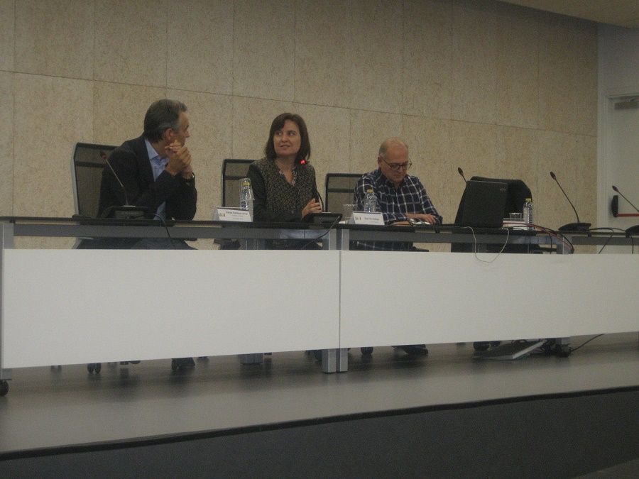 Mesa redonda. Prácticas para construir espacios comunicativos más igualitarios