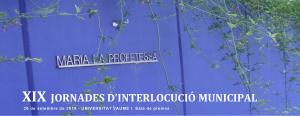 Imagen XIX jornadas