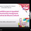 Premio modalidad Investigación e innovación docente. Eloísa Nos Aldás