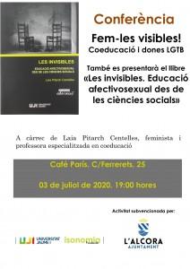 Cartel presentación Laia l'Alcora-1