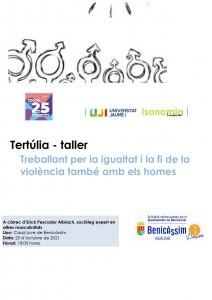 Cartel presentación Taller masculinidades _page-0001